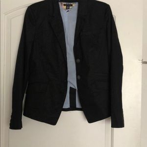 black suit use twice in very good condition
